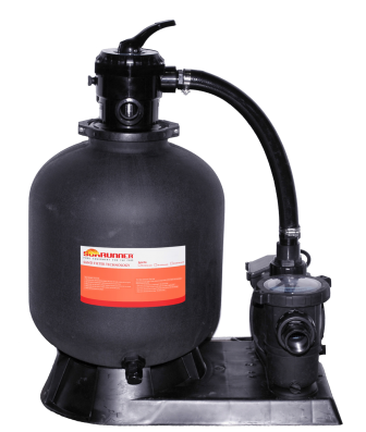 Complete sand filter systems for above ground pools for Inground pool pump and filter systems