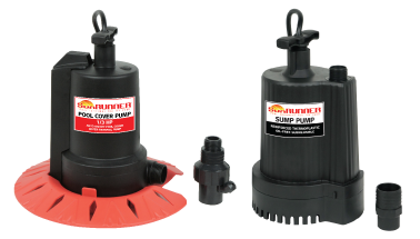 Sunrunner Pool Cover Pumps